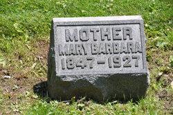 Mary Barbara <I>Schneider</I> Witmer