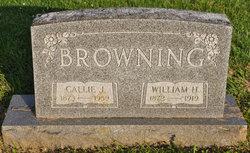Calla Jane <I>Simpson</I> Browning