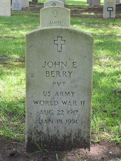 John E Berry