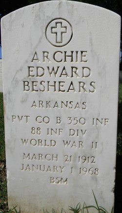Archie Edward Beshears
