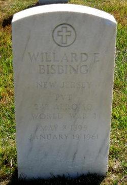 Willard E Bisbing