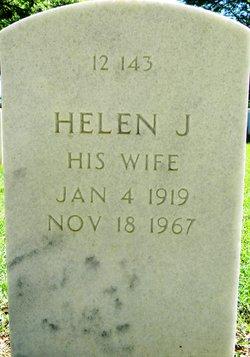 Helen J <I>Landes</I> Fentress