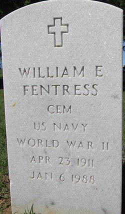 William E Fentress