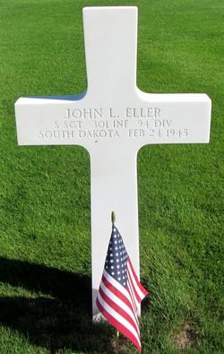 SSgt John L Eller