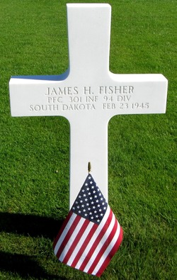 PFC James H Fisher