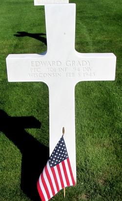 PFC Edward Grady