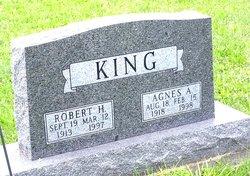 "Agnes A ""Aggie"" King"