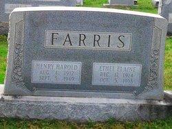 Henry Harold Farris