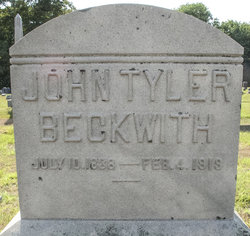 John Tyler Beckwith