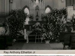 "Sgt Ray Anthony ""Junior"" Etherton, Jr"