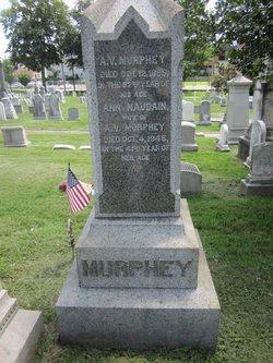 Alexander V. Murphey
