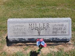 Sarah C. <I>Jennings</I> Miller
