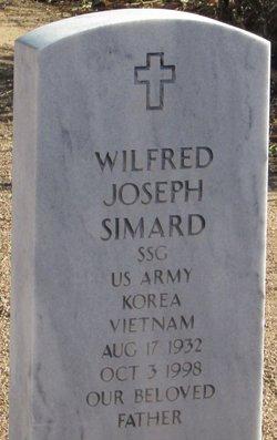 Wilfred Joseph Simard