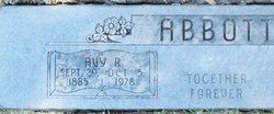 Avy Rosa <I>McBeath</I> Abbott