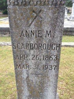 Annie M. Scarborough
