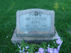 Amy Elizabeth <I>Cotton</I> Raps