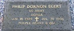 Philip Dornon Egert