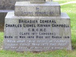 Brigadier General Charles Lionel Kirwan Campbell