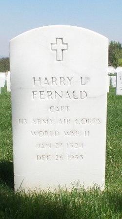 "Harry Laurance ""Lee"" Fernald"