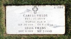 Carlus Fields
