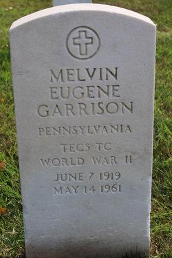 Melvin Eugene Garrison