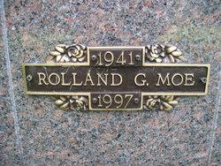 Rolland Gerald Moe
