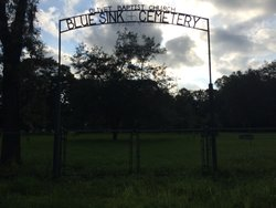 Blue Sink Cemetery