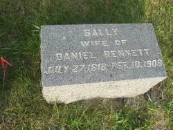 Sally <I>Harris</I> Bennett