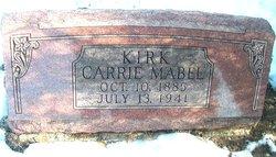 Carrie Mabel Kirk