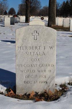 Herbert F W Siltala