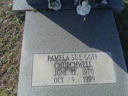 Pamela Sue <I>Goff</I> Churchwell