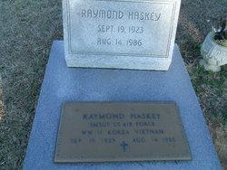 Raymond Haskey