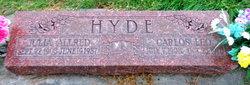 Julia <I>Allred</I> Hyde