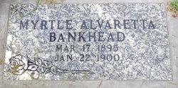 Myrtle Alvaretta Bankhead