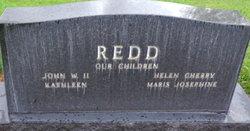 Helen Mae <I>Peterson</I> Redd