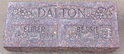 "Sarah Elizabeth ""Bessie"" <I>Prewer</I> Dalton"