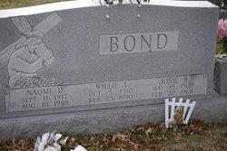 Josie Belle <I>Melton</I> Bond
