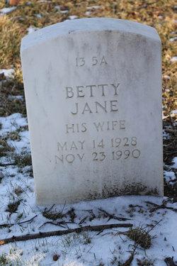 Betty Jane Binder