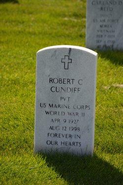 Robert C Cundiff