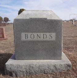 Annie Missie <I>Ratchford</I> Bonds