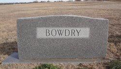 Frances Alexander <I>Talley</I> Bowdry