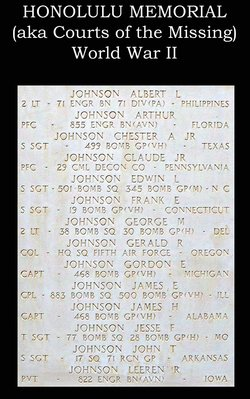 2Lt George McMullen Johnson