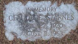 Claude Eugene Starnes