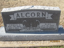 Ruby J. <I>Hayes</I> Alcorn