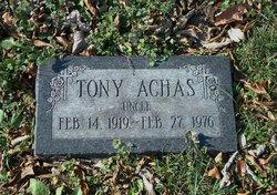"""Anthony John """"Tony"""" Achas"""