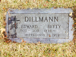 Edward Dillmann