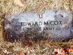 Edward M. Cox