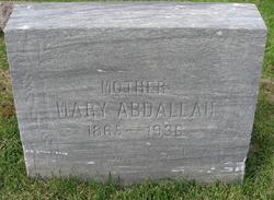 Mary Abdallah