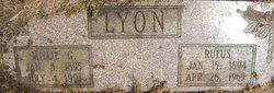 Rufus Lyon