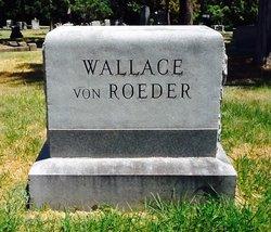Vena <I>Wallace</I> Von Roeder